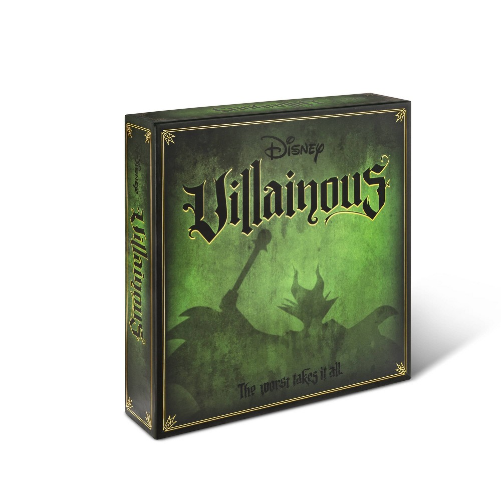 Ravensburger Disney Villainous The Worst Takes It All Game from Ravensburger