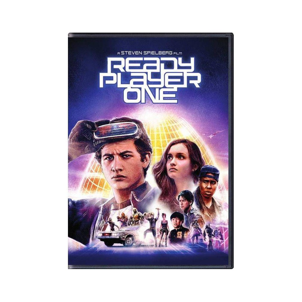 Ready Player One (2018) (Special Edition) (DVD) from Warner