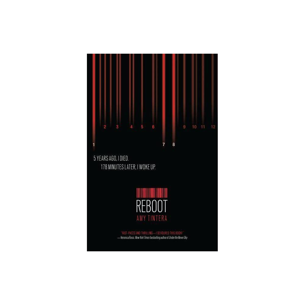 Reboot - by Amy Tintera (Paperback) from Jordan