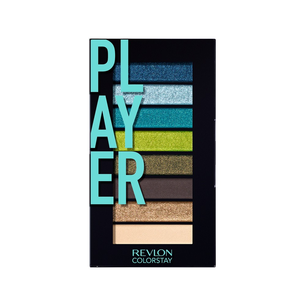 Revlon ColorStay Looks Book Palette 910 Player - 0.12oz from Revlon