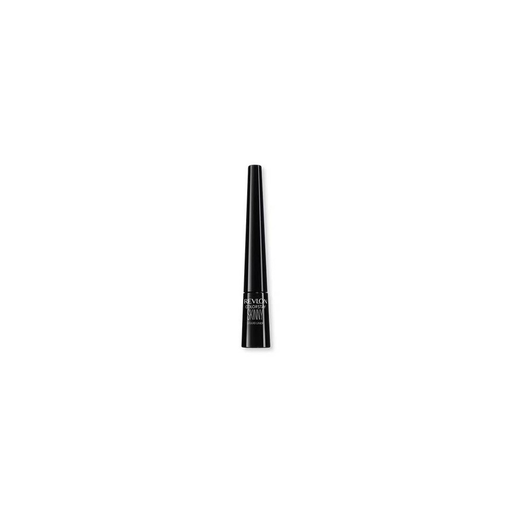 Revlon ColorStay Skinny Liquid Eyeliner, Skinny Tip, All Day Wear 301 Black Out - 0.08oz from Revlon