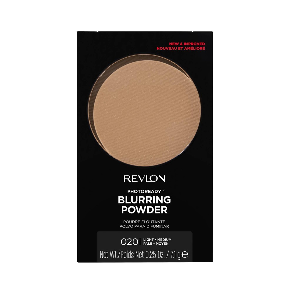 Revlon PhotoReady Finishing Pressed Powder - Light/Medium - 0.25oz from Revlon