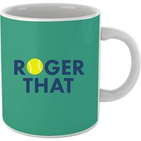 Roger That Mug from The Tennis Collection