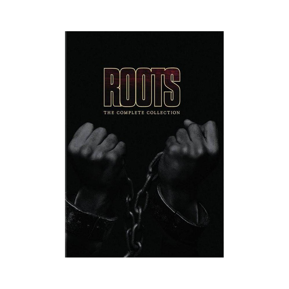 Roots: The Complete Original Series (DVD) from Warner
