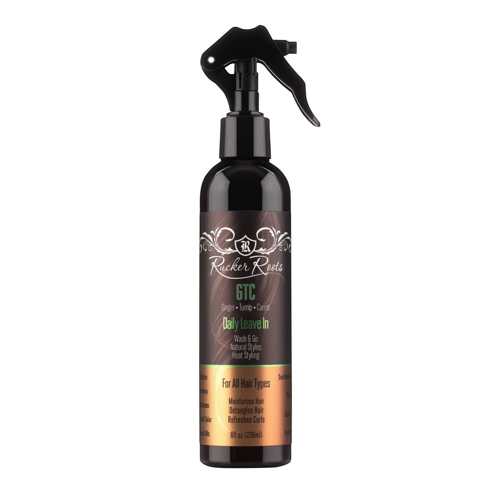 Rucker Roots Gtc Daily Leave In - 8 fl oz
