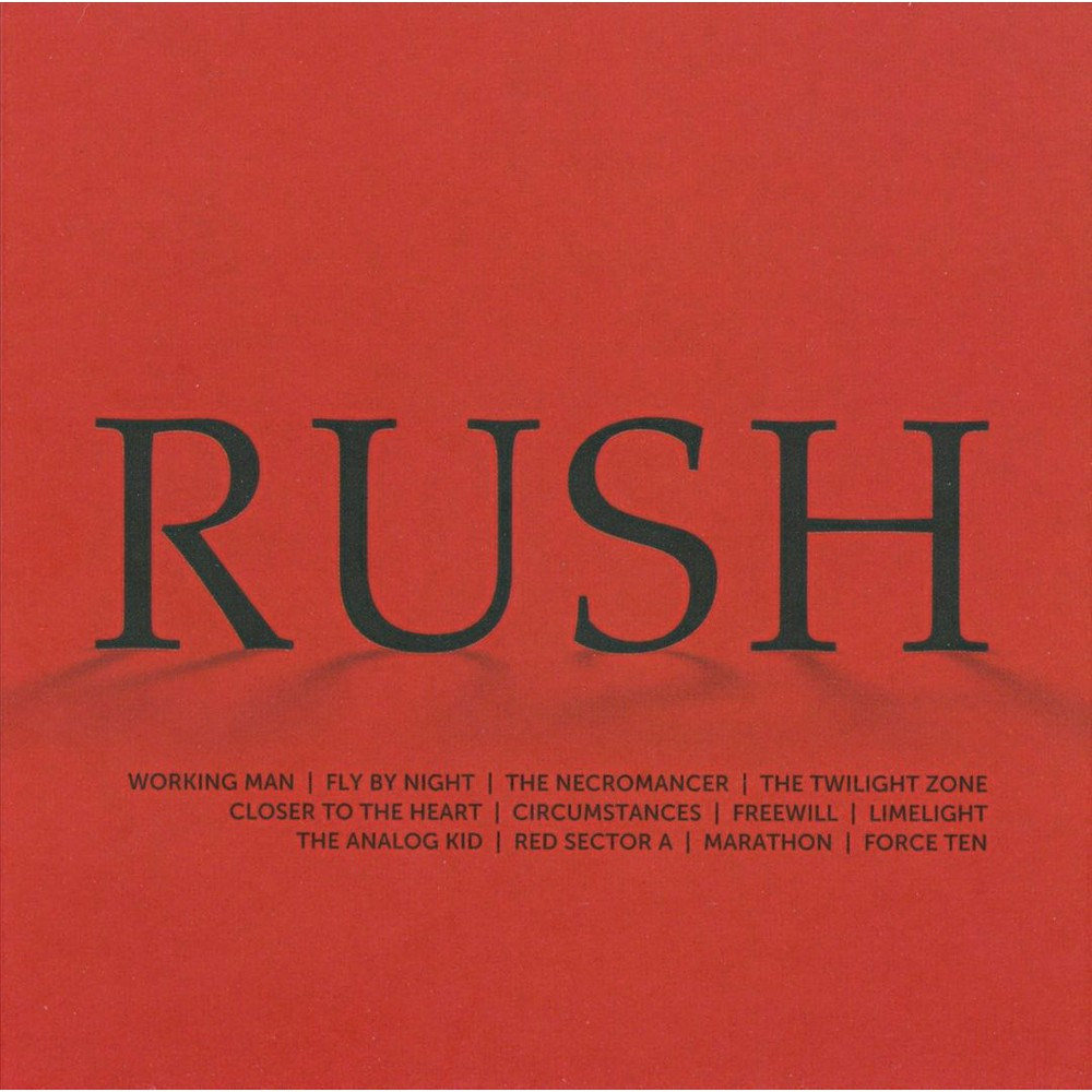 Rush - Icon (CD), Music from Universal Music Group