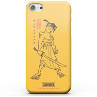 Samurai Jack Kanji Phone Case for iPhone and Android - iPhone X - Tough Case - Gloss