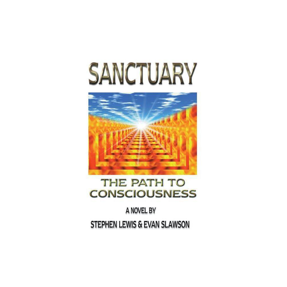 Sanctuary - by Stephen Lewis & Evan Slawson (Paperback) from Frozen