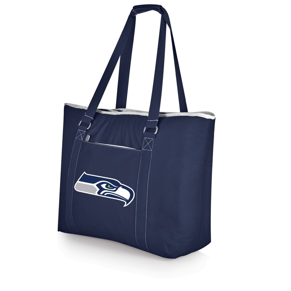 Seattle Seahawks - Tahoe Cooler Tote by Picnic Time (Navy) from Picnic Time