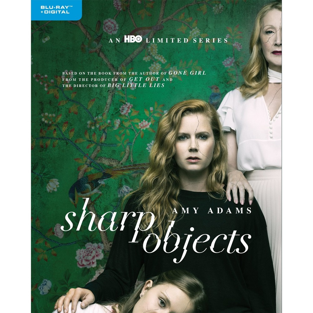 Sharp Objects (Blu-ray), Movies from Warner