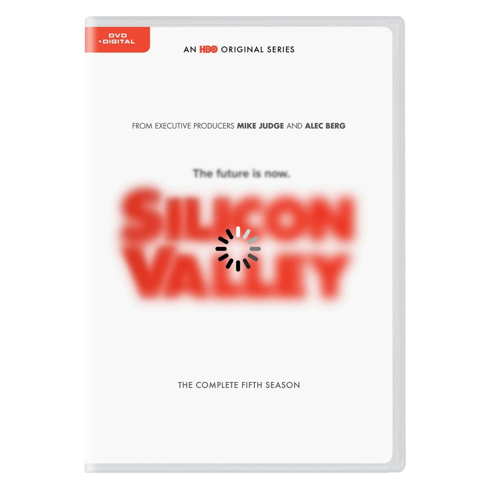 Silicon Valley: The Complete Fifth Season (DVD) from Warner