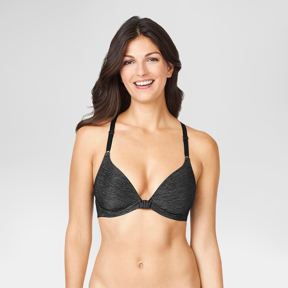 Simply Perfect by Warner's Women's Cooling Racerback Wirefree Bra - Black 36C from Simply Perfect by Warner's