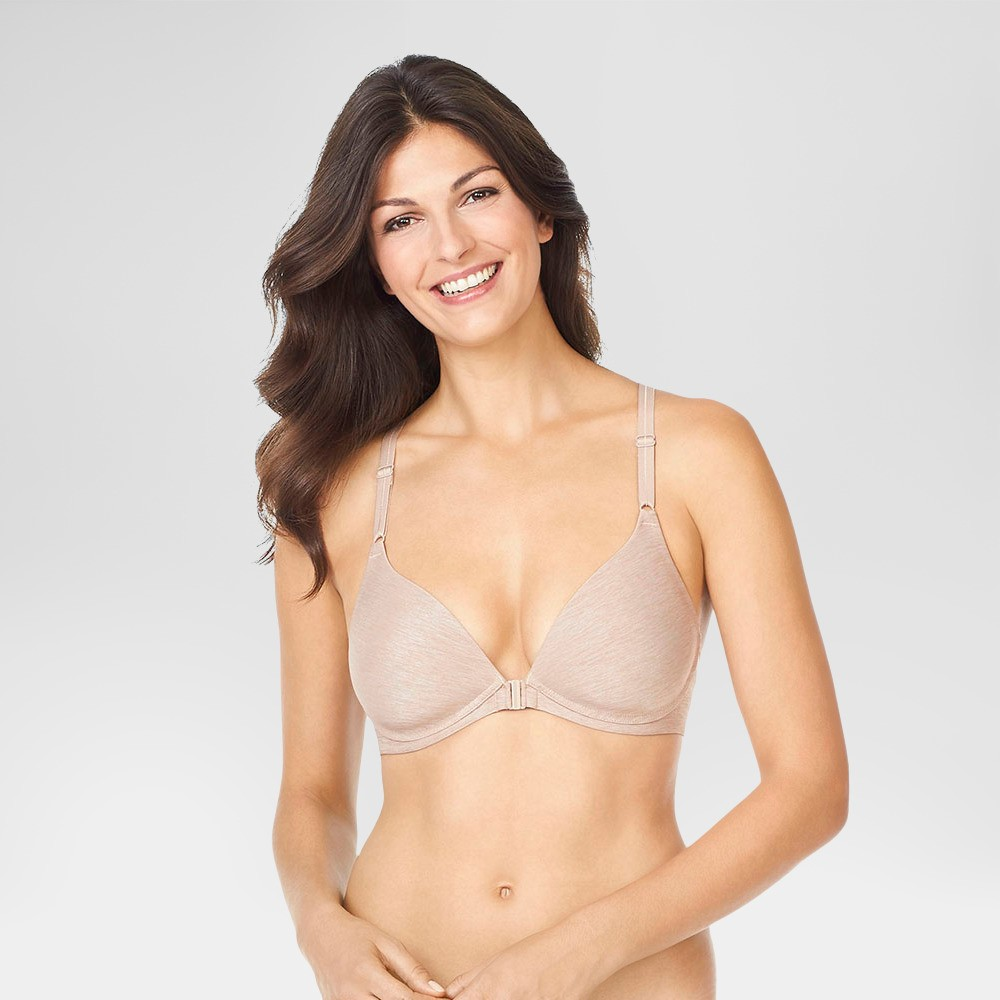 Simply Perfect by Warner's Women's Cooling Racerback Wirefree Bra - Toasted Almond 38C, Toasted Brown from Simply Perfect by Warner's