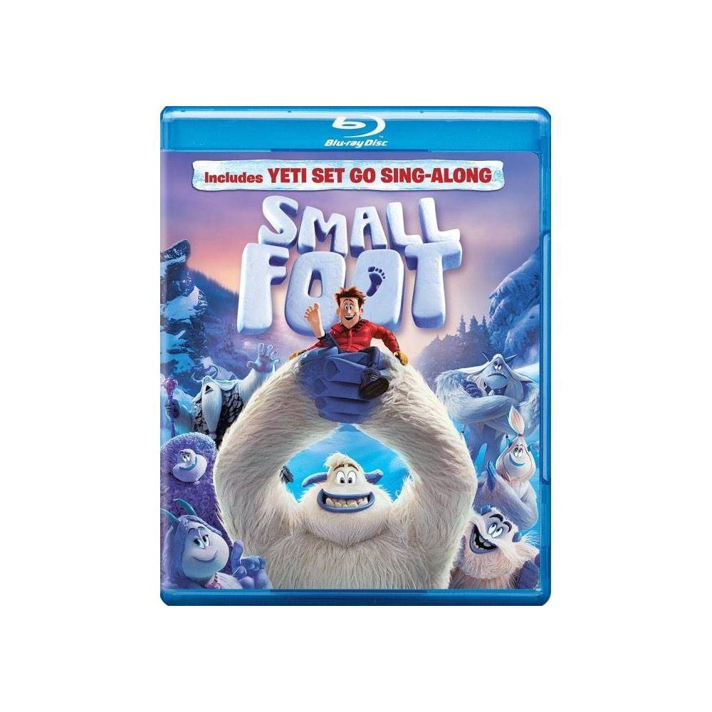 Smallfoot (Blu-ray), Movies from Warner