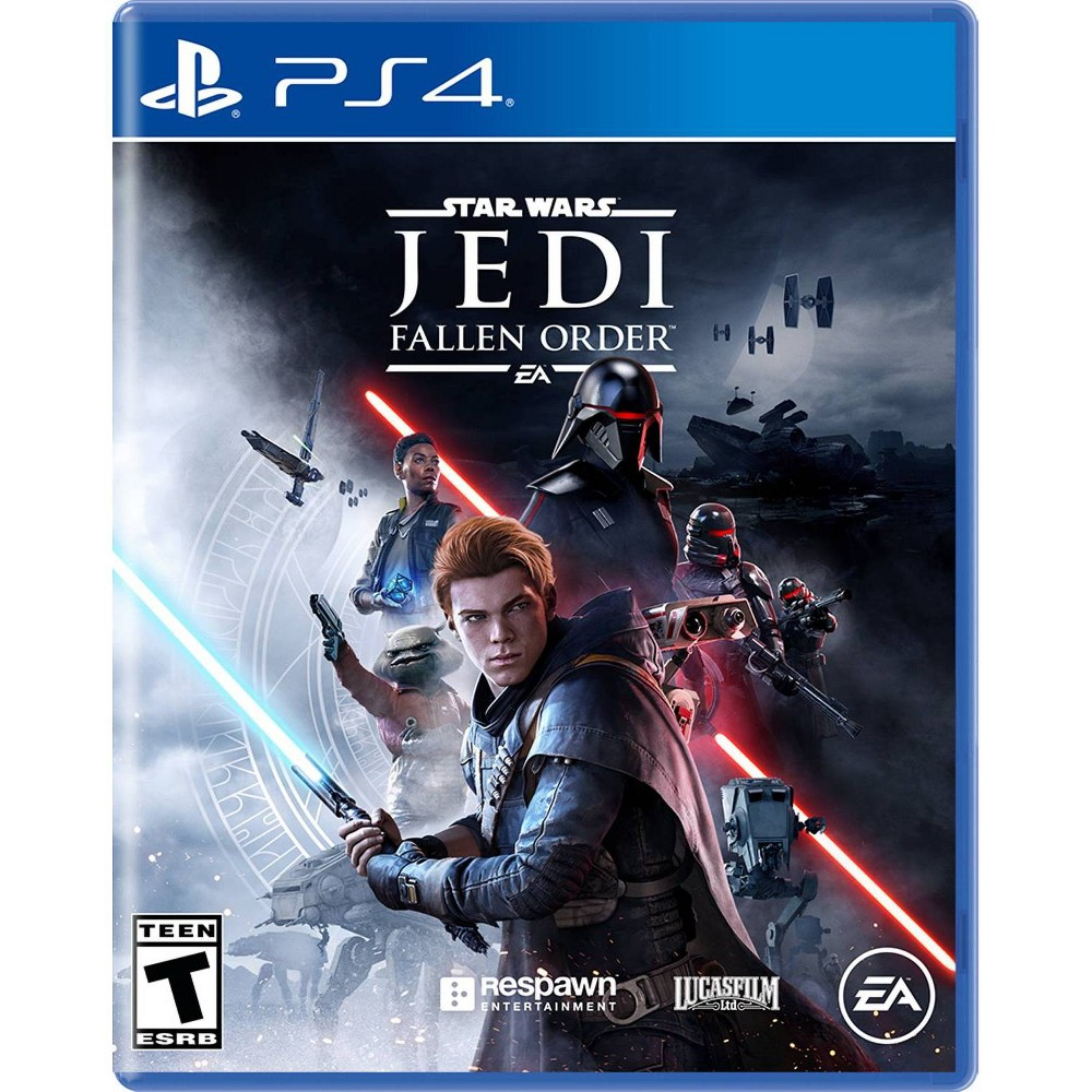Star Wars: Jedi Fallen Order - PlayStation 4 from Electronic Arts