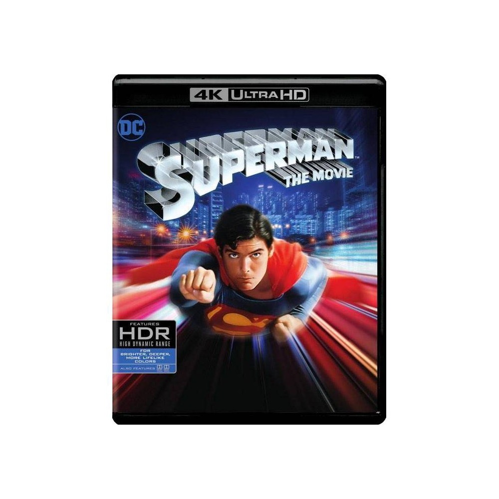 Superman: The Movie (4K/UHD) from Warner