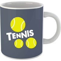 Tennis Balls Mug from The Tennis Collection