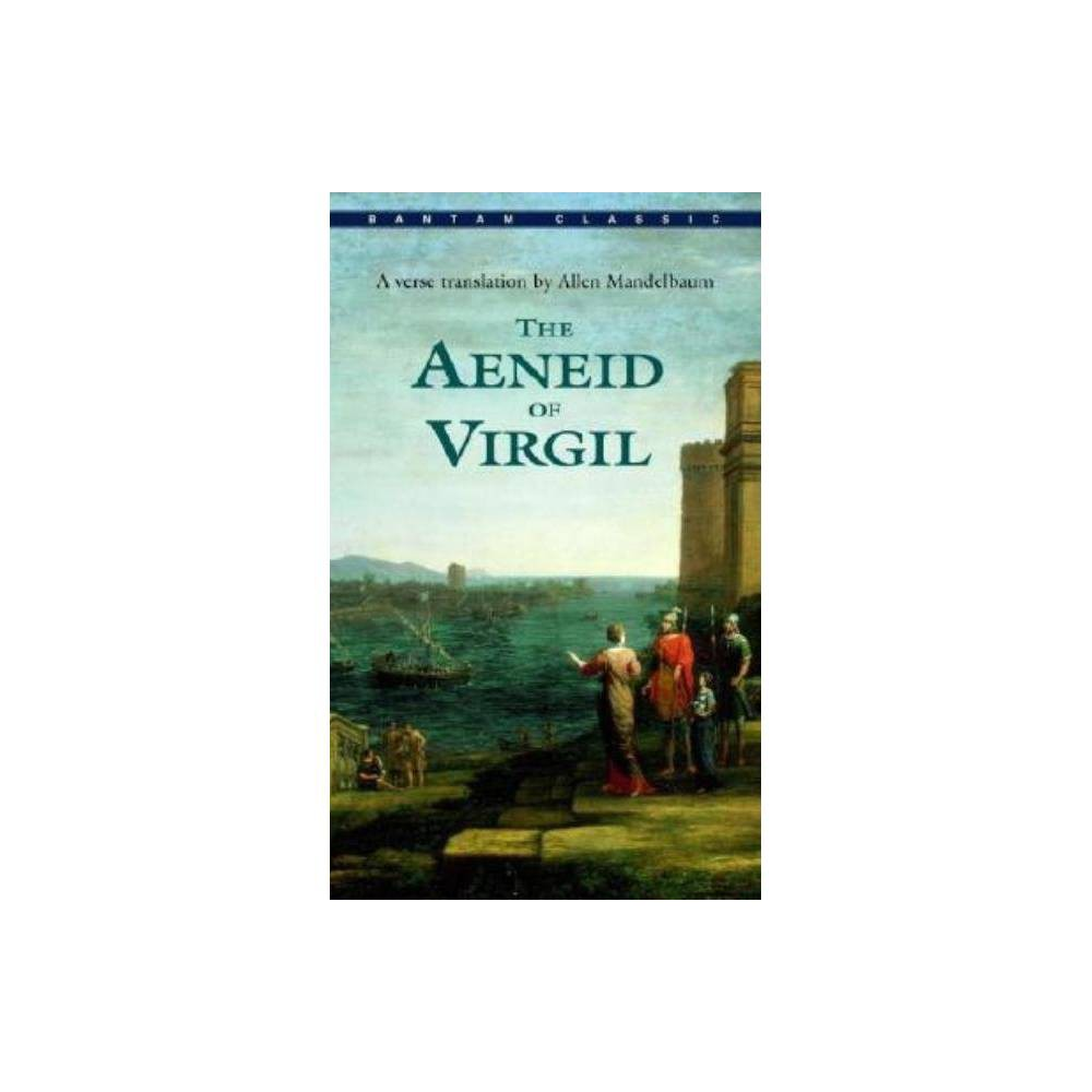 The Aeneid of Virgil - (Bantam Classics) (Paperback) from Gold Medal