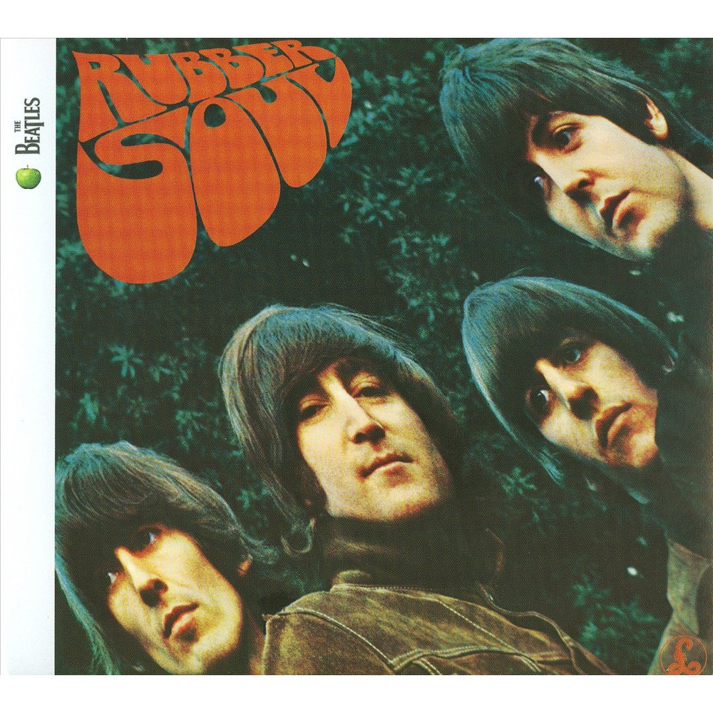 The Beatles - Rubber Soul (CD) from Universal Music Group