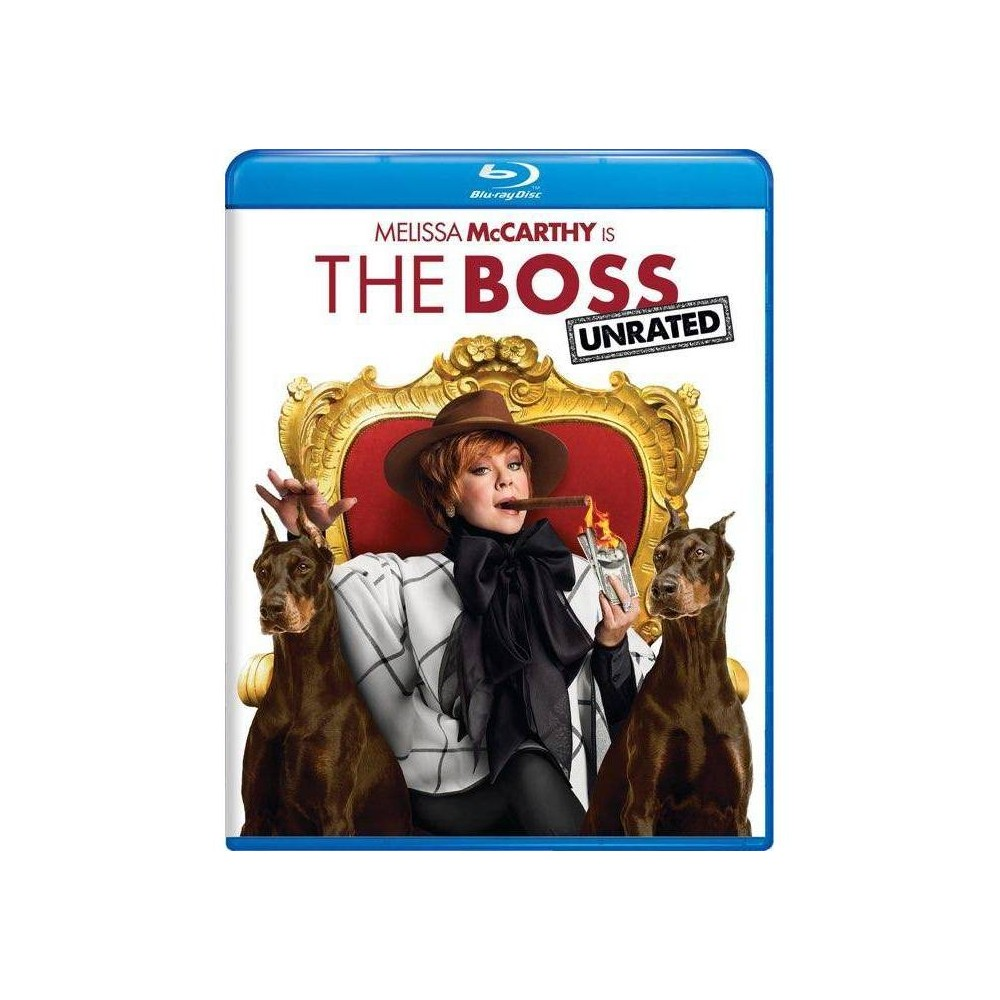 The Boss (Blu-ray)(2020), movies from Boss