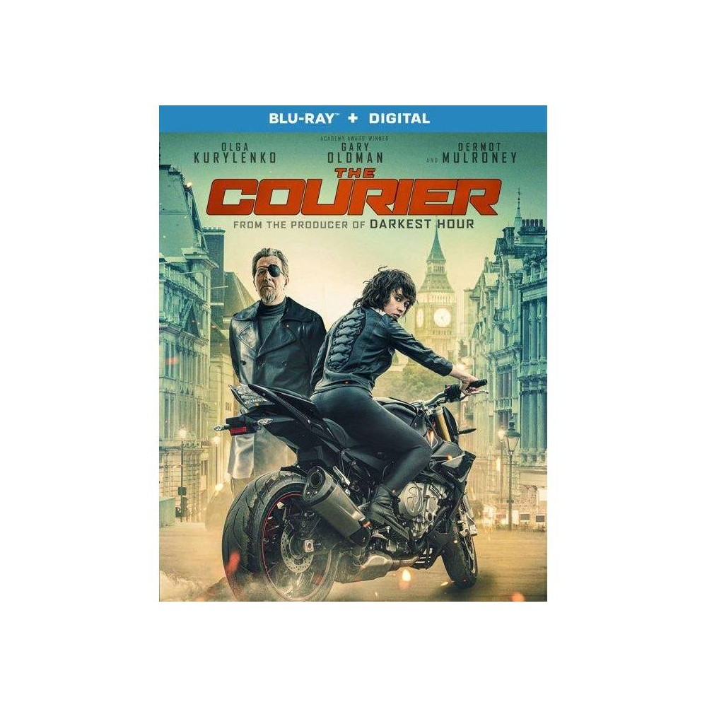 The Courier (Blu-ray), movies from Boss