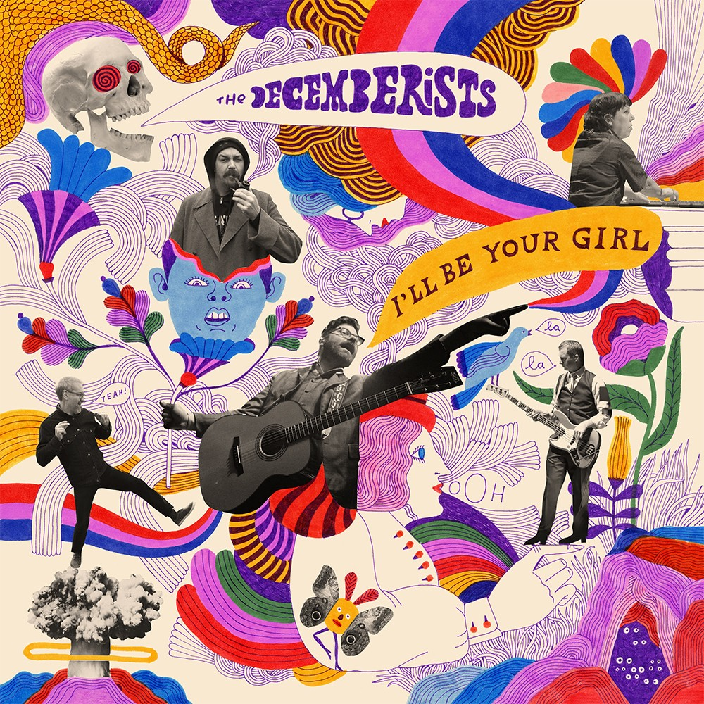 The Decemberists - I'll Be Your Girl (CD) from Universal Music Group