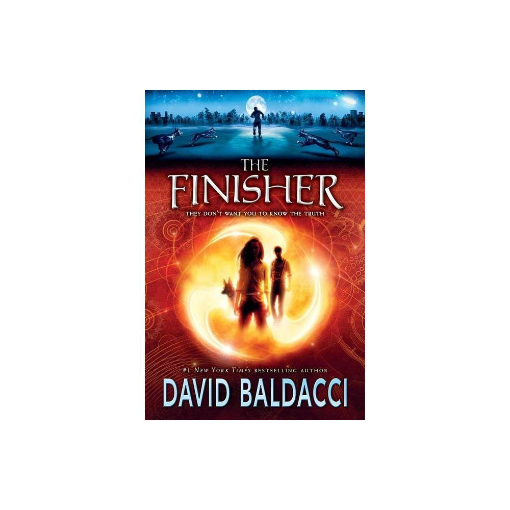 The Finisher by David Baldacci (Hardcover) by David Baldacci from Scholastic