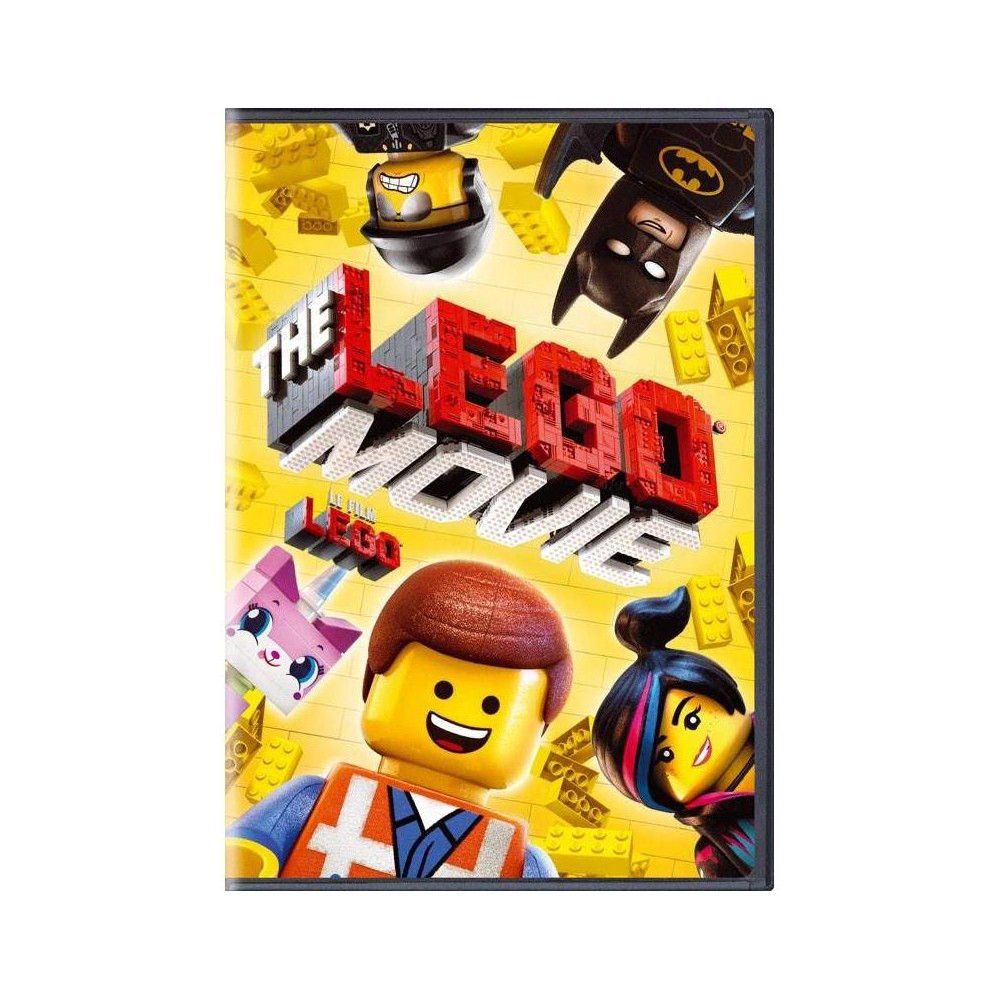 The LEGO Movie (DVD), Movies from Warner