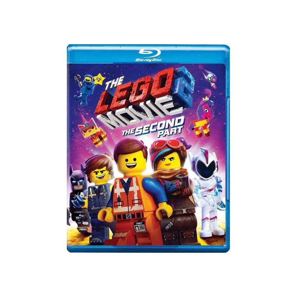The LEGO Movie 2: The Second Part (Blu-ray) from Warner