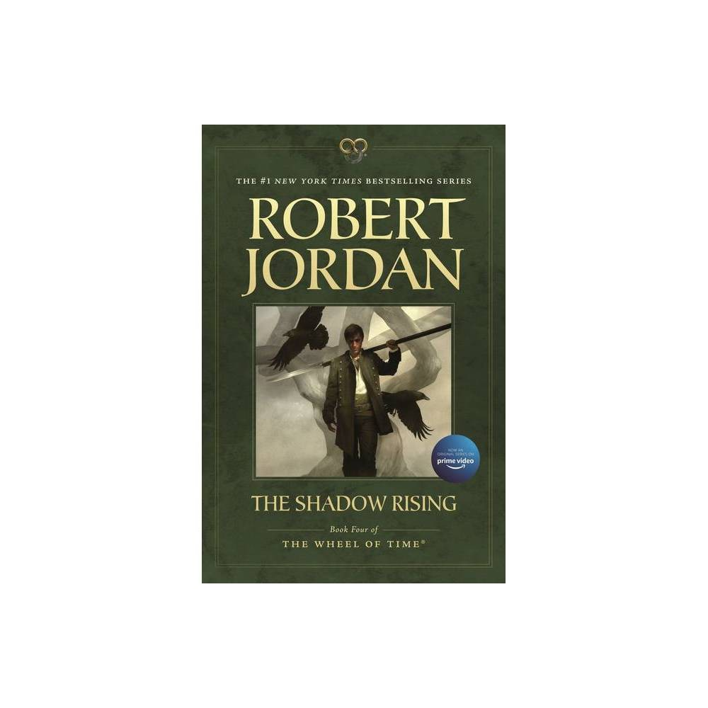 The Shadow Rising - (Wheel of Time) by Robert Jordan (Paperback) from Jordan