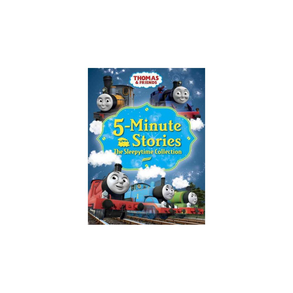 Thomas & Friends 5-minute Stories : The Sleepytime Collection - by Random House (Hardcover) from Random House