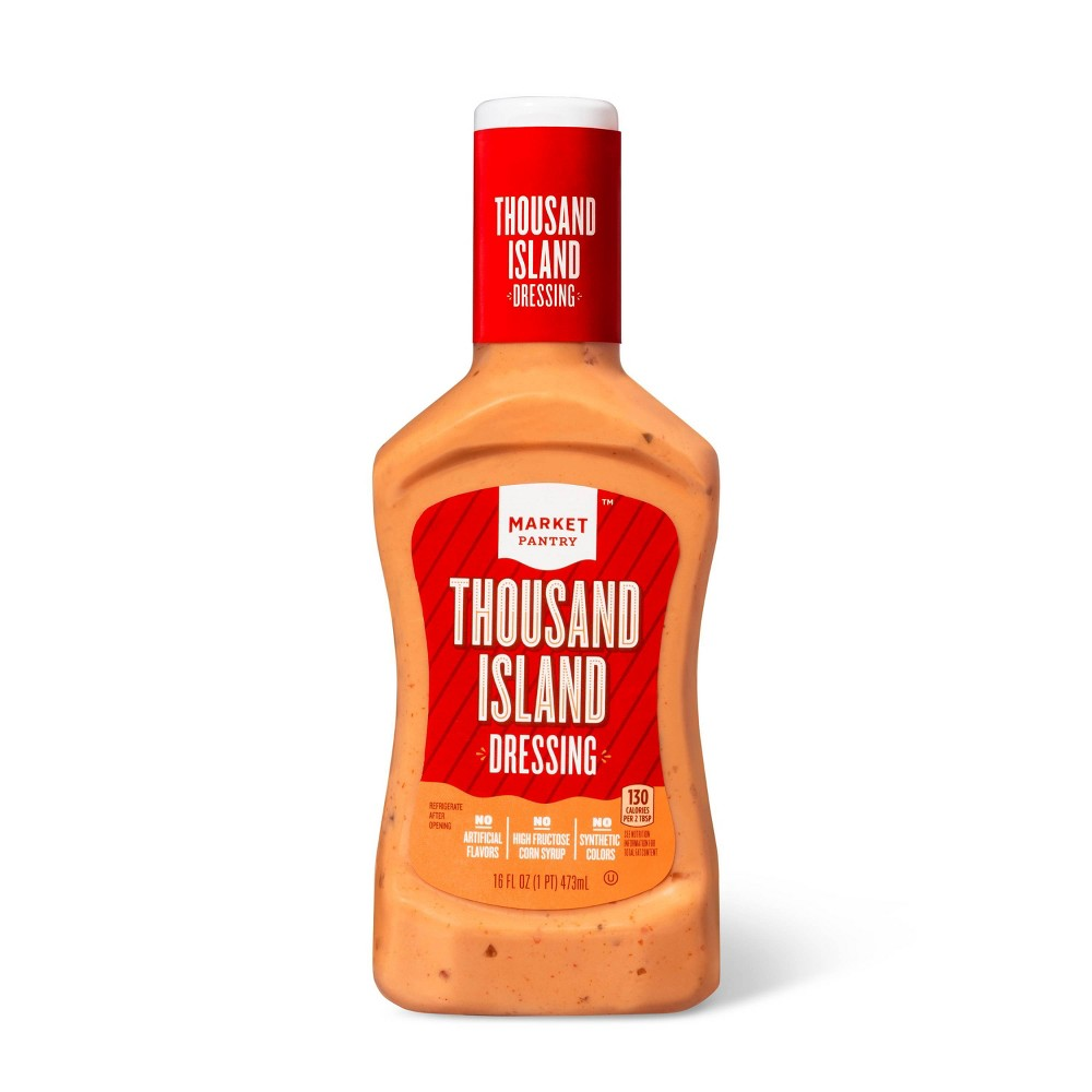 Thousand Island Dressing 16oz - Market Pantry from Market Pantry
