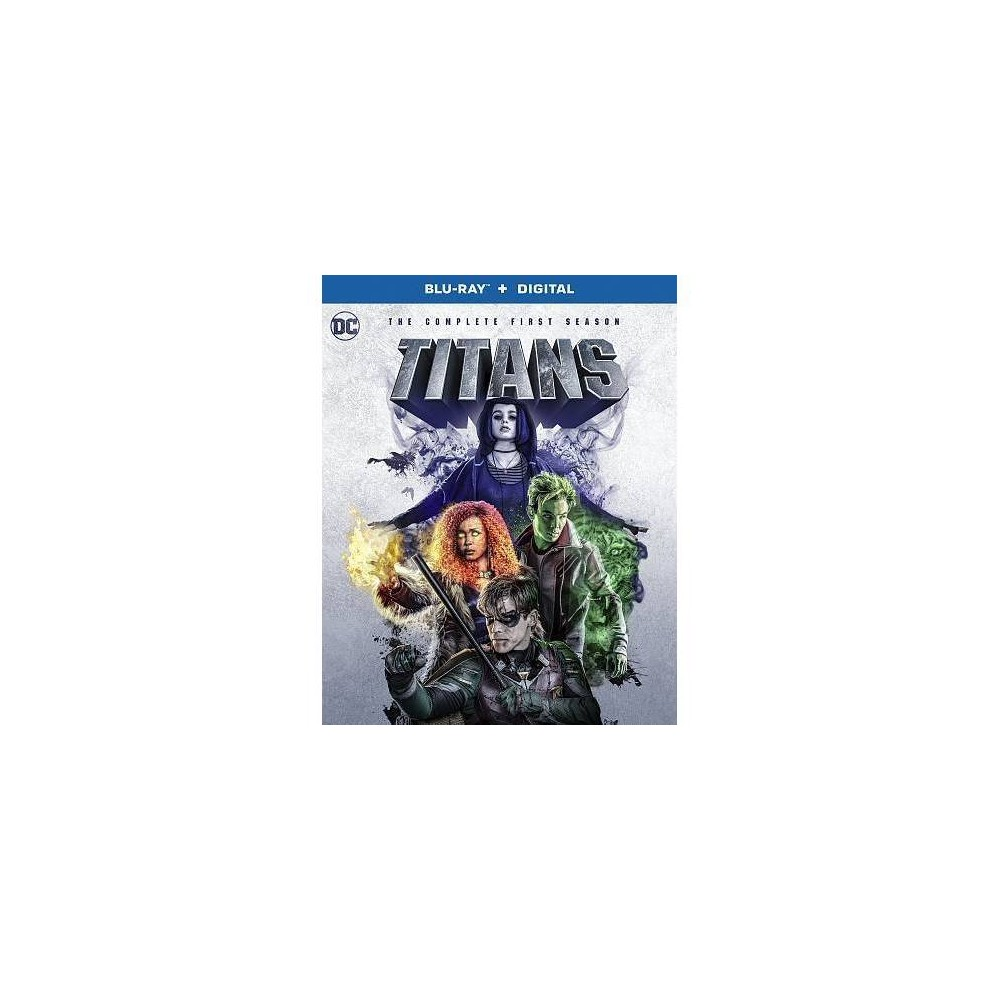 Titans: Complete First Season (Blu-ray) from Warner