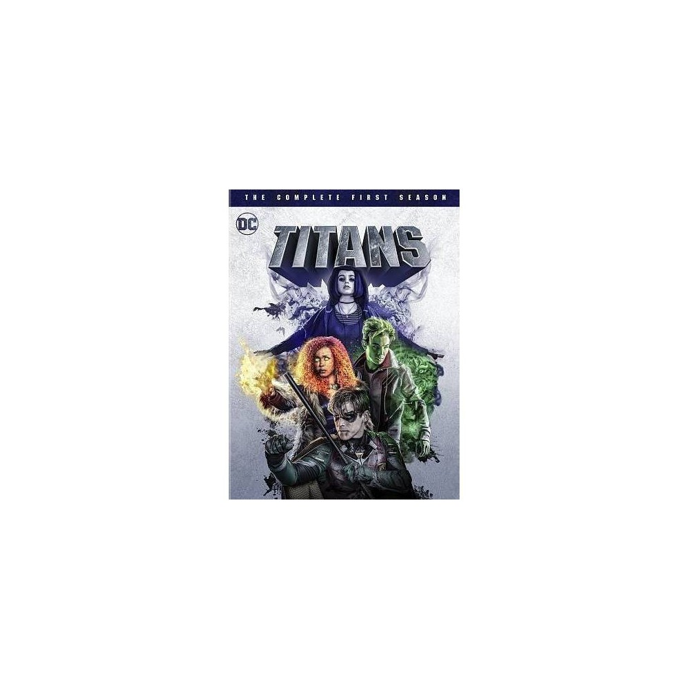 Titans: The Complete First Season (DVD) from Warner