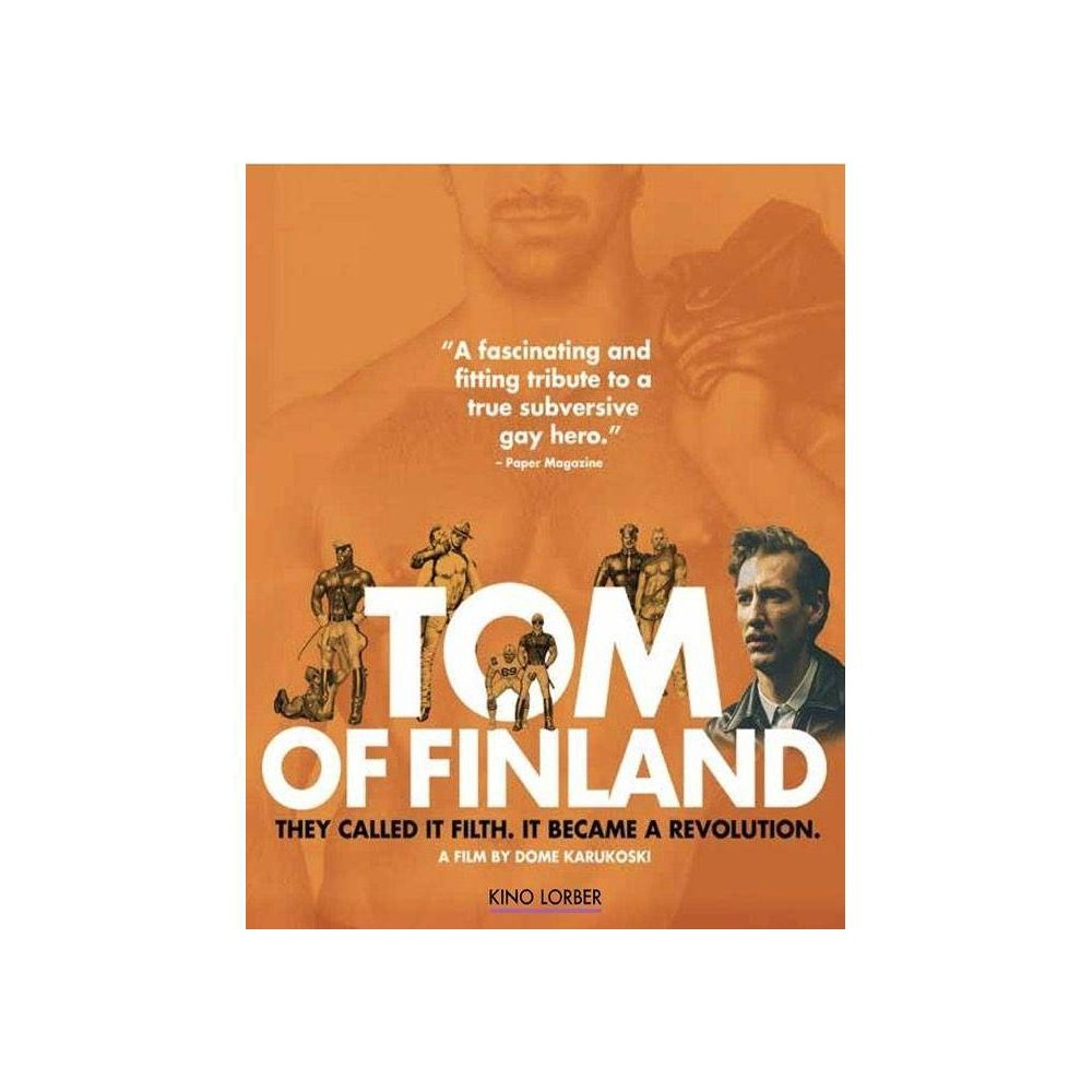 Tom Of Finland (Blu-ray), Movies