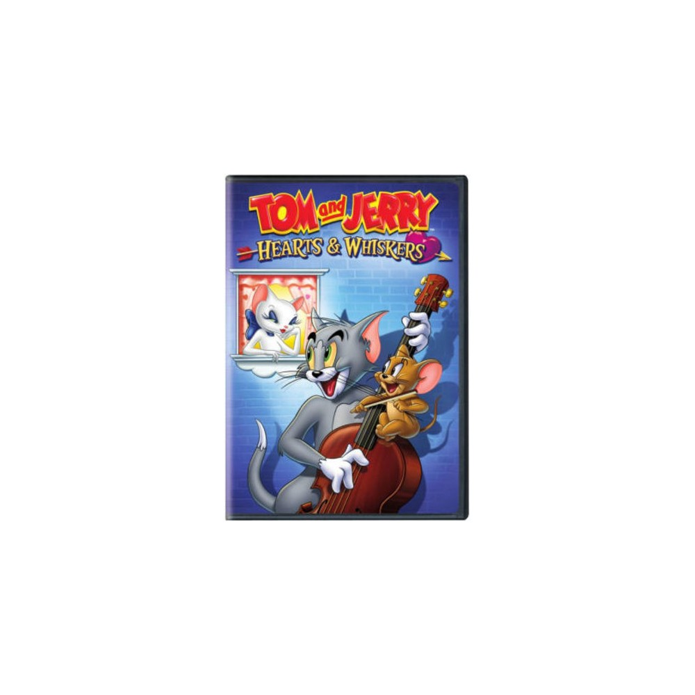 Tom and Jerry: Hearts & Whiskers (DVD) from Warner