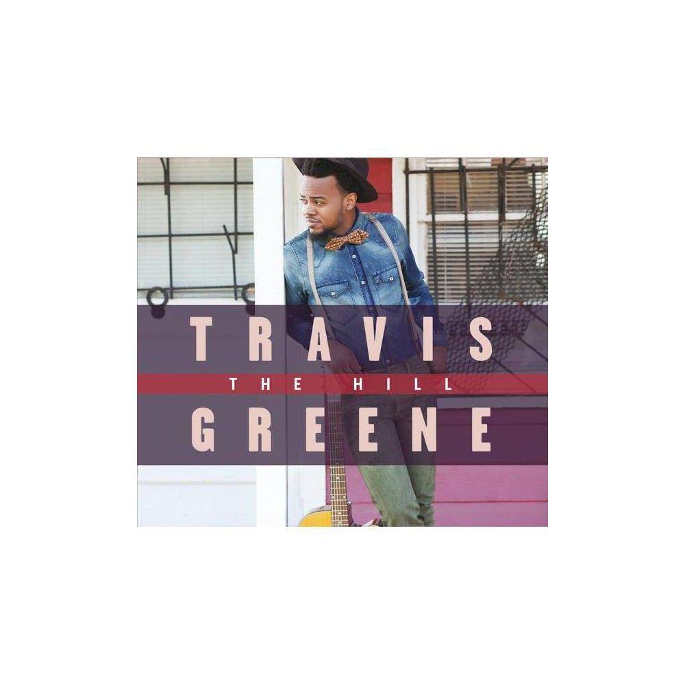 Travis Greene - Hill (Slipcase) (CD) from Jordan
