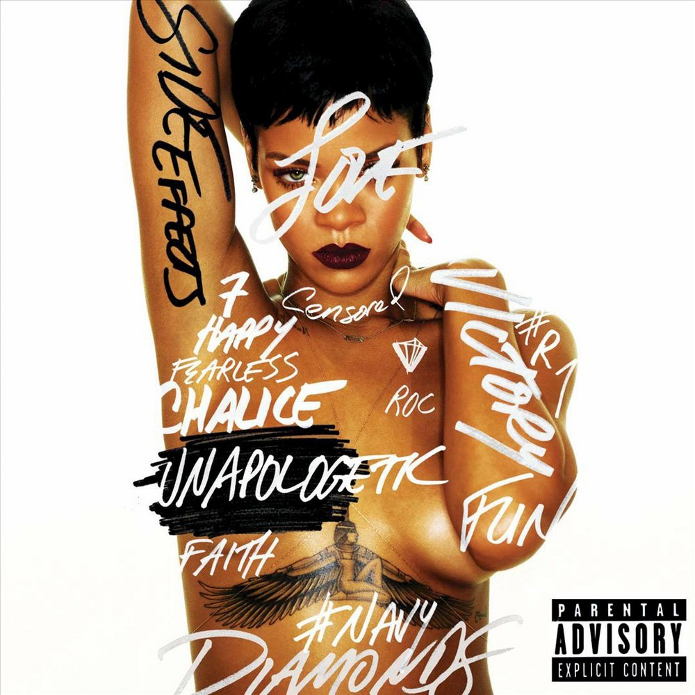 Unapologetic [Explicit Lyrics] (CD) from Universal Music Group