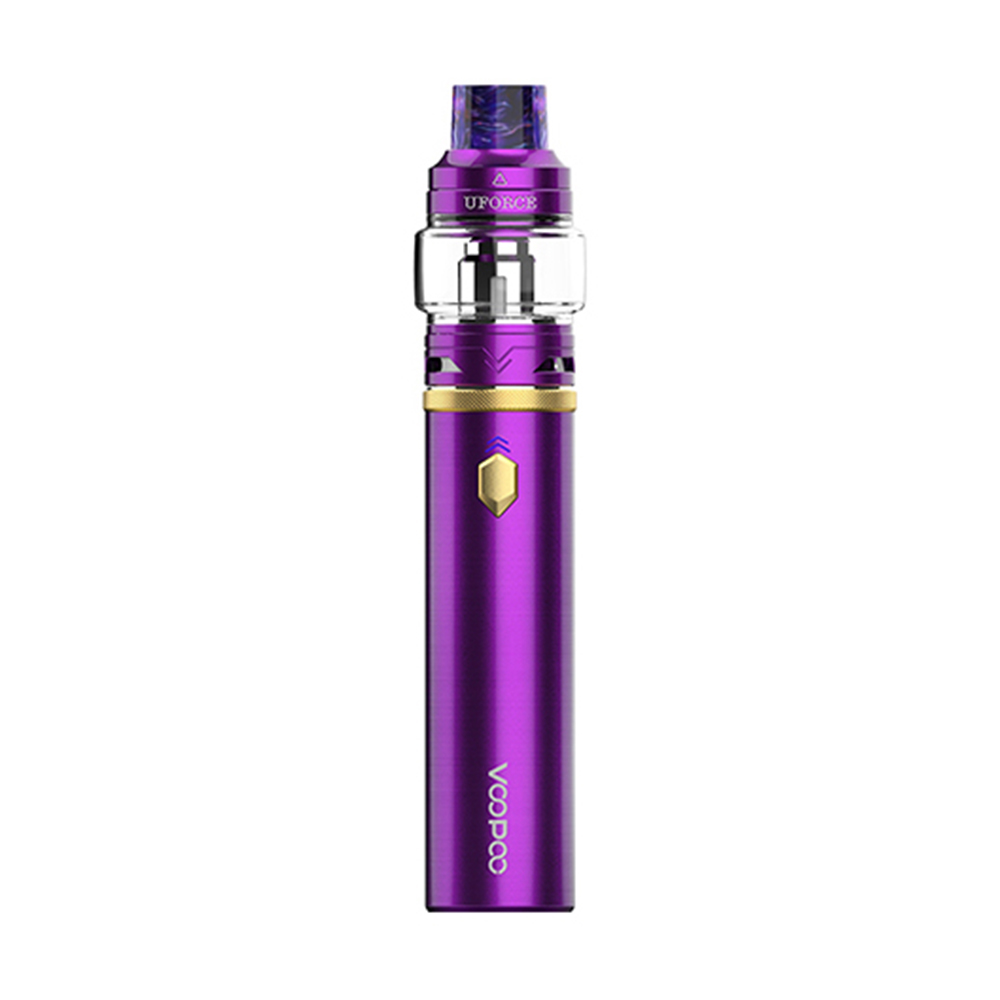 VOOPOO Caliber 110W Kit with UFORCE Tank 3000mAh (Purple, Standard Edition)