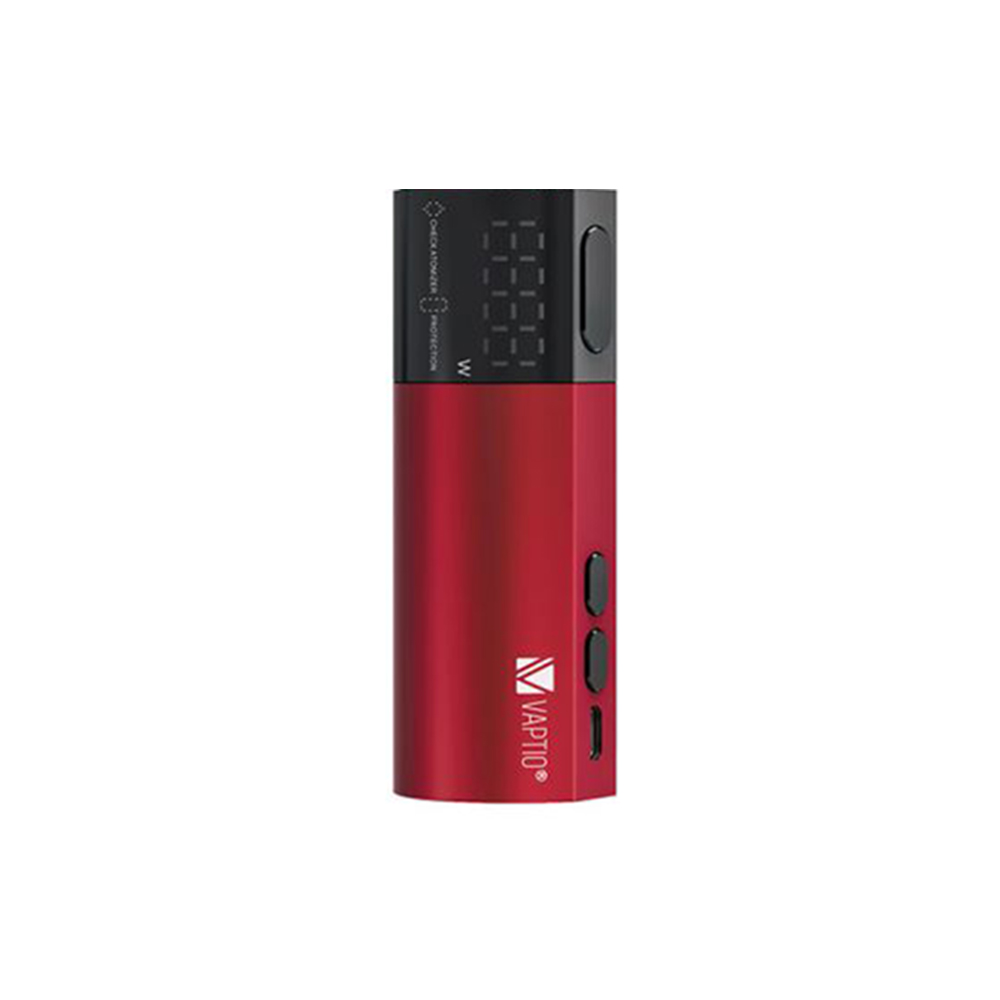 Vaptio VEX 100W VW Box MOD(Red, Standard Edition)