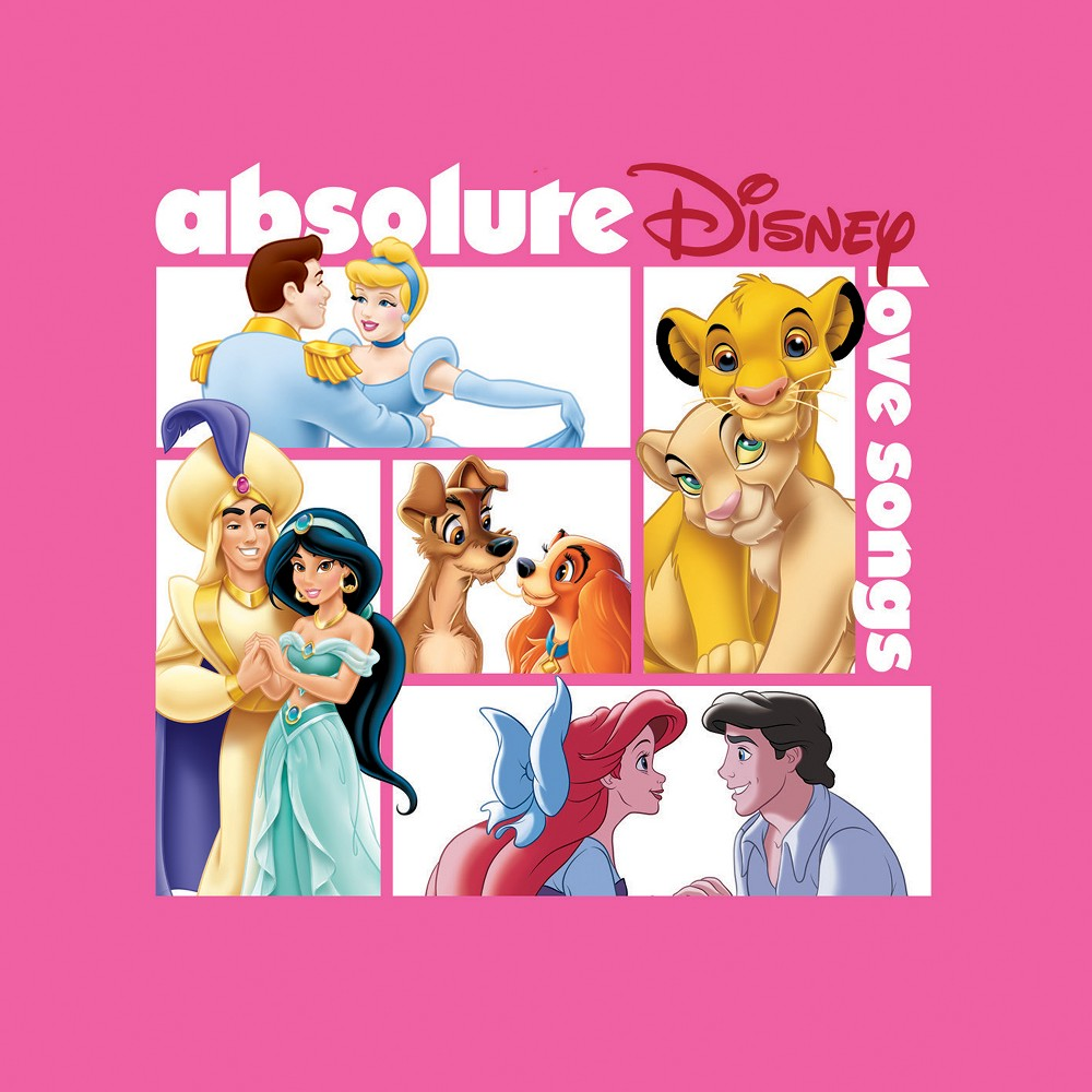Various Artists Absolute Disney: Love Songs (CD) from Universal Music Group
