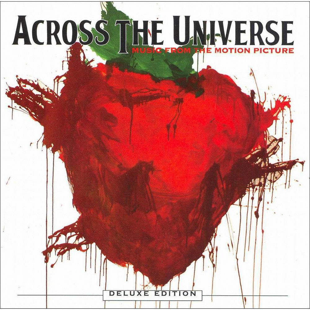 Various Artists - Across the Universe (Deluxe Version) (CD) from Universal Music Group