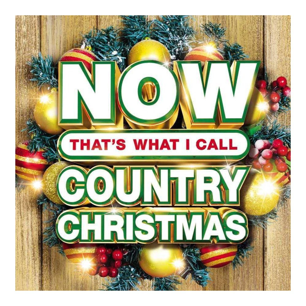 Various Artists - NOW Country Christmas 2019 (CD) from Universal Music Group