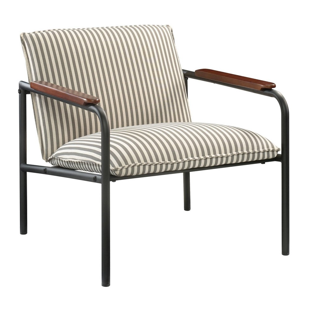 Vista Key Chair Gray - Sauder from Sauder