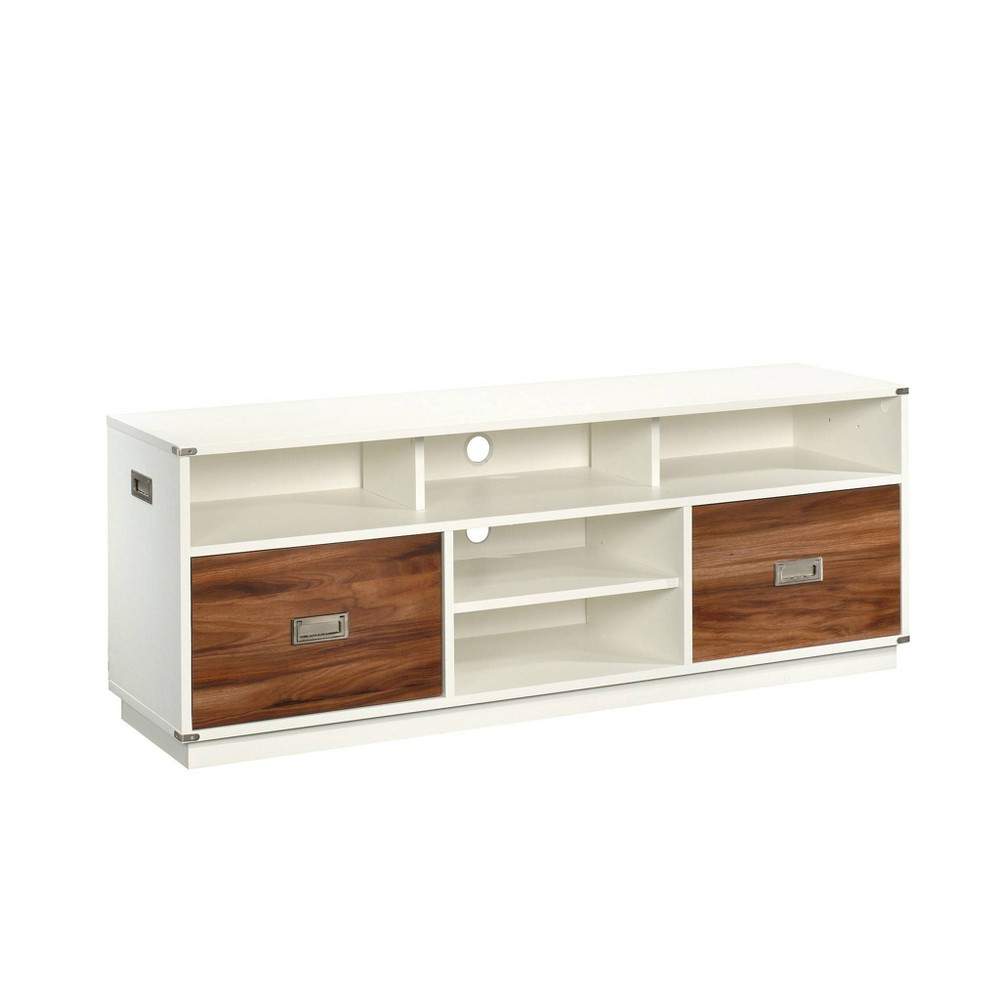 Vista Key Credenza Pearl Oak - Sauder from Sauder