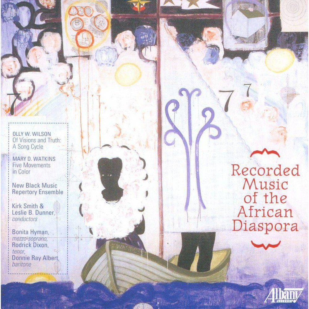 Watkins: Recorded Music of The African Diaspora (CD)