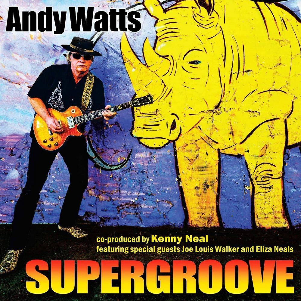 Watts Andy - Supergroove (CD)