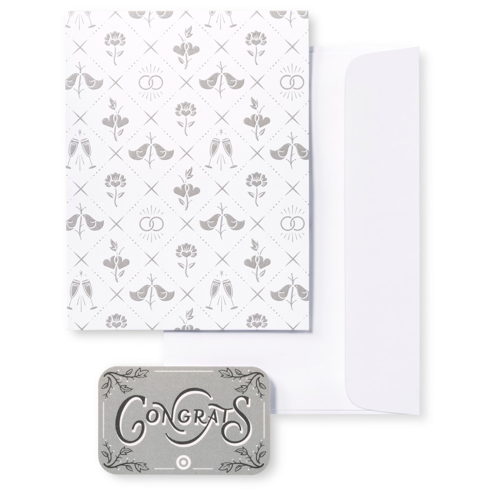 Wedding GiftCard + Free Greeting Card $100 from Target