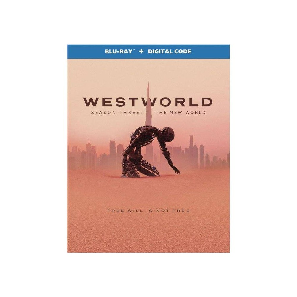 Westworld: The Complete Third Season (2020)(Blu-ray) from Warner