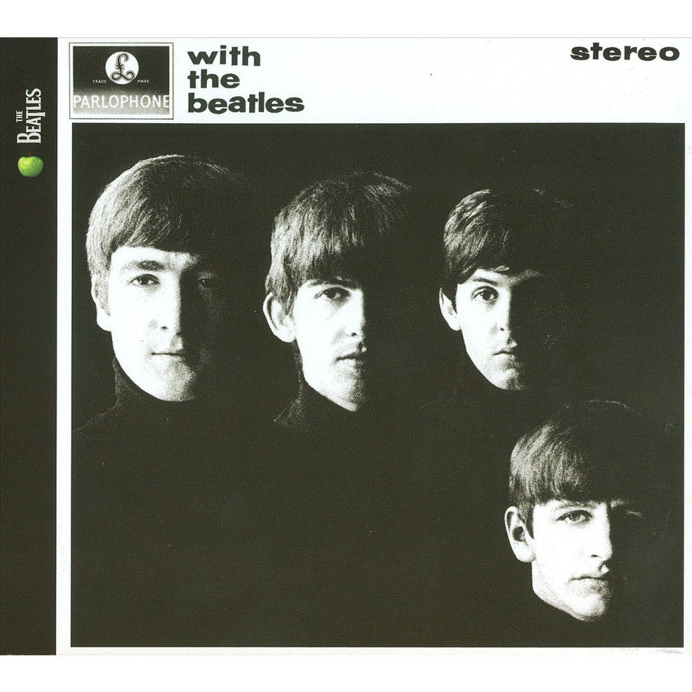 With The Beatles (Ltd) (Remastered) (Dig) (Enh) (CD) from Universal Music Group